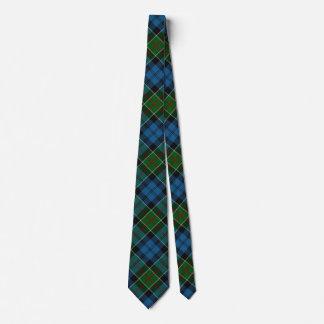 Scottish Clan Colquhoun Tartan Tie
