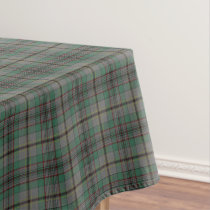 Scottish Clan Craig Tartan Tablecloth