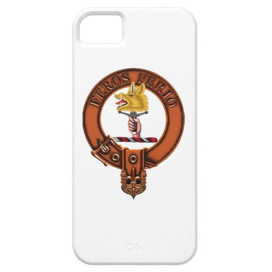 Scottish Clan Crest Chisholm iPhone 5 Case! iPhone 5 Cases