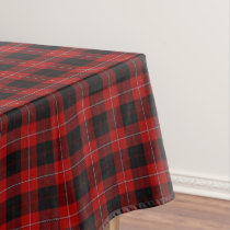 Scottish Clan Cunningham Tartan Tablecloth