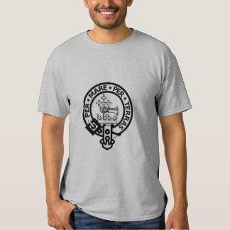 Scottish Clan Donald Tartan and Crest Shirt