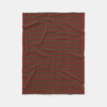 Scottish Clan Drummond Classic Tartan Fleece Blanket
