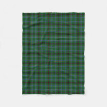 Scottish Clan Duncan Classic Tartan Fleece Blanket