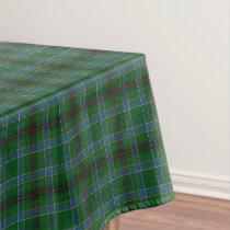 Scottish Clan Duncan Tartan Tablecloth