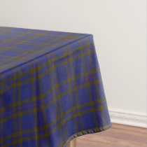 Scottish Clan Elliot Elliott Tartan Tablecloth