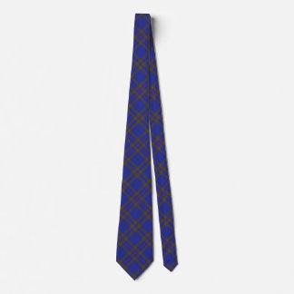Scottish Clan Elliot Tartan Tie