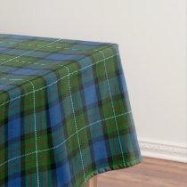 Scottish Clan Ferguson Fergusson Tartan Tablecloth