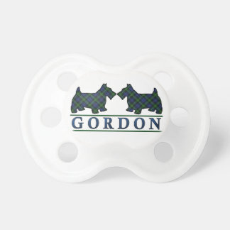 Scottish Clan Gordon Scottie Dogs Tartan Dummy
