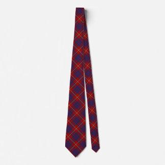 Scottish Clan Hamilton Tartan Tie