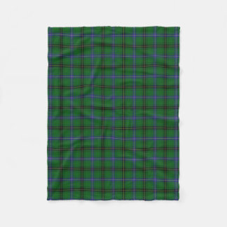 Scottish Clan Henderson Classic Tartan Fleece Blanket