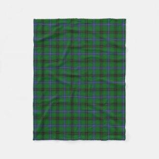 Scottish Clan Henderson Classic Tartan Fleece Blanket