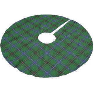 Scottish Clan Henderson Tartan Brushed Polyester Tree Skirt