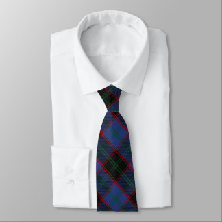 Scottish Clan Home Tartan Plaid Tie