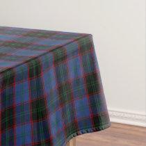Scottish Clan Home Tartan Tablecloth