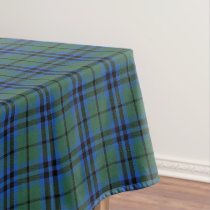 Scottish Clan Keith Tartan Tablecloth