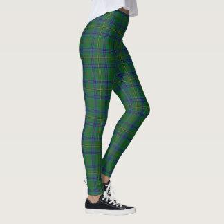 Scottish Clan Kennedy Tartan Leggings