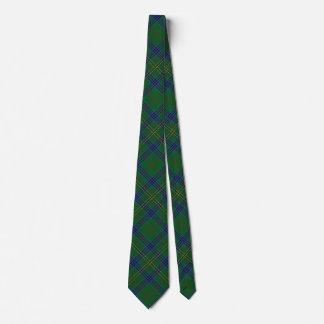Scottish Clan Kennedy Tartan Tie