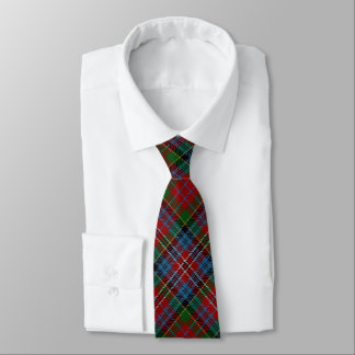 Scottish Clan Kidd Classic Tartan Tie