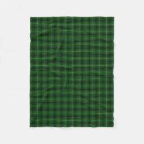Scottish Clan MacArthur Arthur Classic Tartan Fleece Blanket