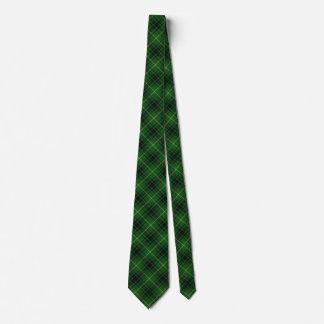Scottish Clan MacArthur Tartan Tie