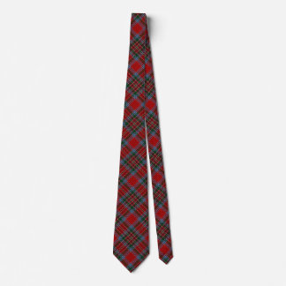 Scottish Clan MacBean MacBain Tartan Tie