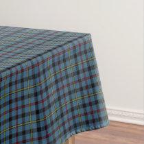 Scottish Clan MacCrimmon Tartan Tablecloth