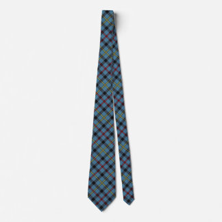 Scottish Clan MacCrimmon Tartan Tie