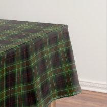 Scottish Clan MacDiarmid Tartan Tablecloth
