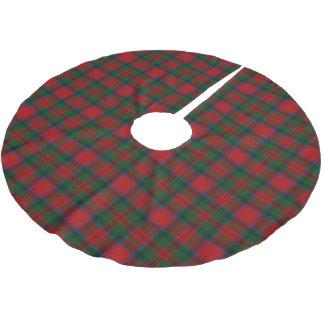 Scottish Clan MacDuff Tartan Brushed Polyester Tree Skirt