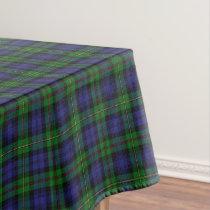 Scottish Clan MacEwen Ewen Tartan Tablecloth
