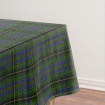 Scottish Clan MacInnes Tartan Tablecloth