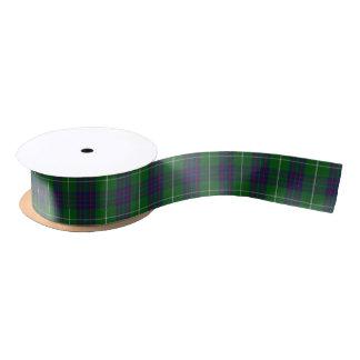 Scottish Clan MacIntyre Classic Tartan Satin Ribbon