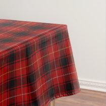 Scottish Clan MacIver MacIvor Tartan Tablecloth