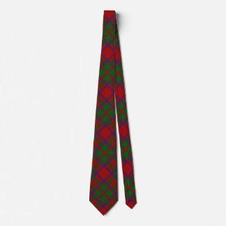 Scottish Clan MacKintosh Tartan Tie