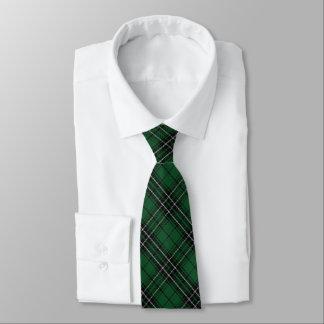 Scottish Clan MacLean Hunting Tartan Plaid Tie