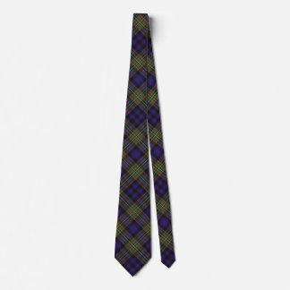 Scottish Clan MacLellan Tartan Tie