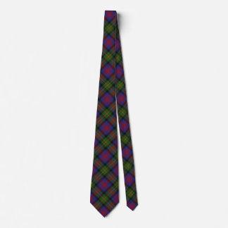 Scottish Clan MacLennan Tartan Tie