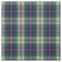 Scottish Clan MacLeod of California Tartan Fabric