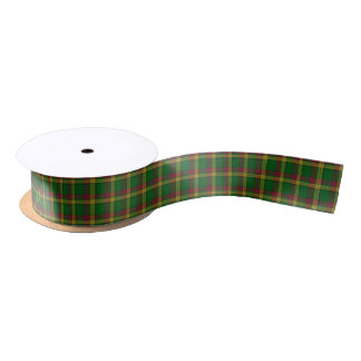 Scottish Clan MacMillan Classic Tartan Satin Ribbon