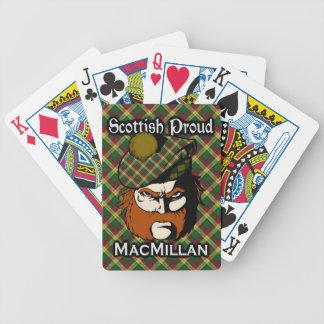 Scottish Clan MacMillan Tartan Deck Deck Of Cards