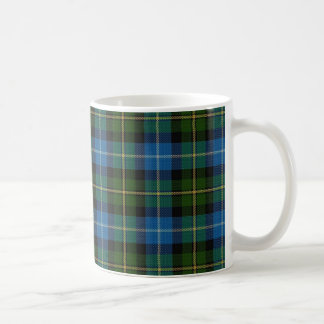 Scottish Clan MacNeil Tartan Basic White Mug