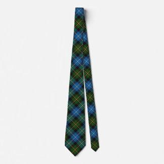 Scottish Clan MacNeil Tartan Tie