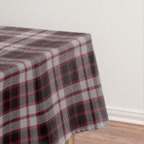 Scottish Clan MacPherson Tartan Tablecloth