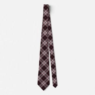 Scottish Clan MacPherson Tartan Tie