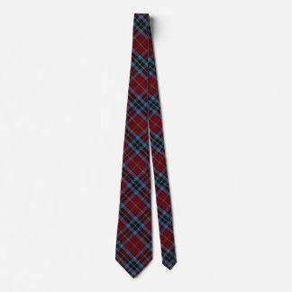 Scottish Clan MacTavish Tartan Tie