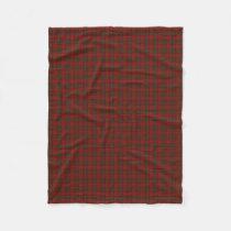 Scottish Clan Matheson Classic Tartan Fleece Blanket