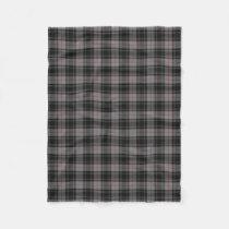 Scottish Clan Moffat Classic Tartan Fleece Blanket