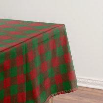 Scottish Clan Moncreiffe Moncrief Tartan Tablecloth