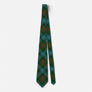 Scottish Clan Ross Tartan Tie