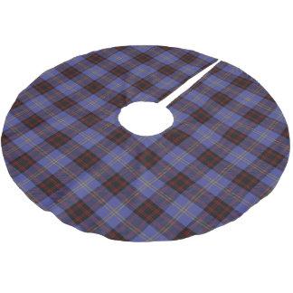 Scottish Clan Rutherford Tartan Brushed Polyester Tree Skirt